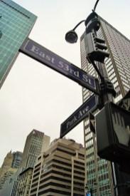 Park Ave & E 53rd Street