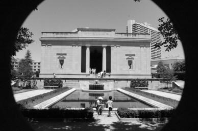 Rodin Museum, Philadelphia, PA, July 2014