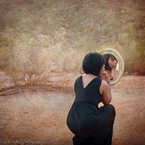 Photo: Self Portrait #17 by Lisa Richelle Photography