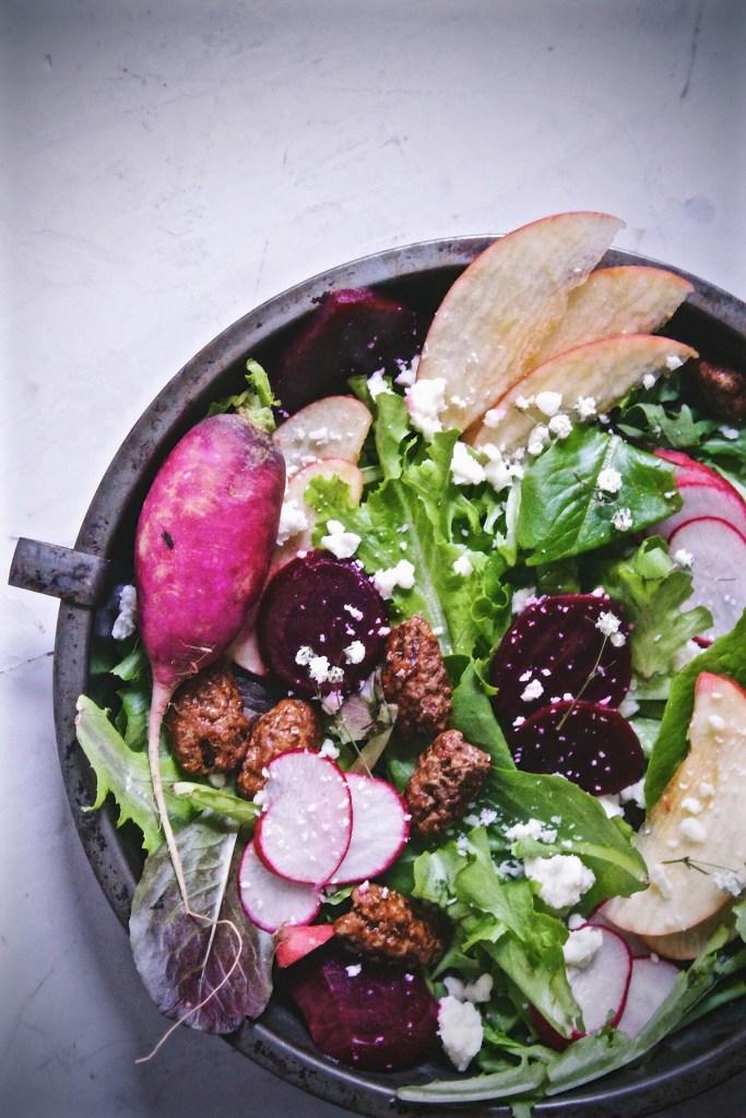 Favorite winter salad