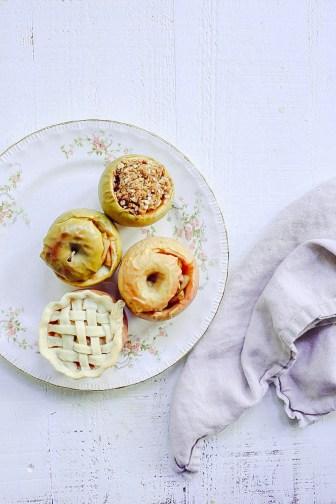 Baked Apple Apple Pies
