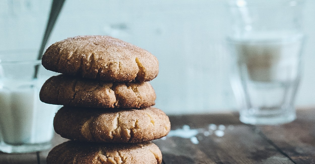 Browned Butter and Cardamom Snickerdoodles