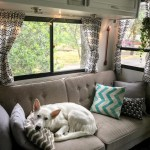 Updating Your Rv S Window Treatments Unique Rv Camping With Harvest Hosts