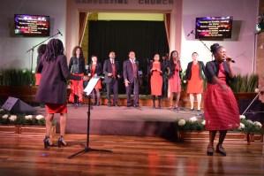 Harvestime Church Gospel Choir