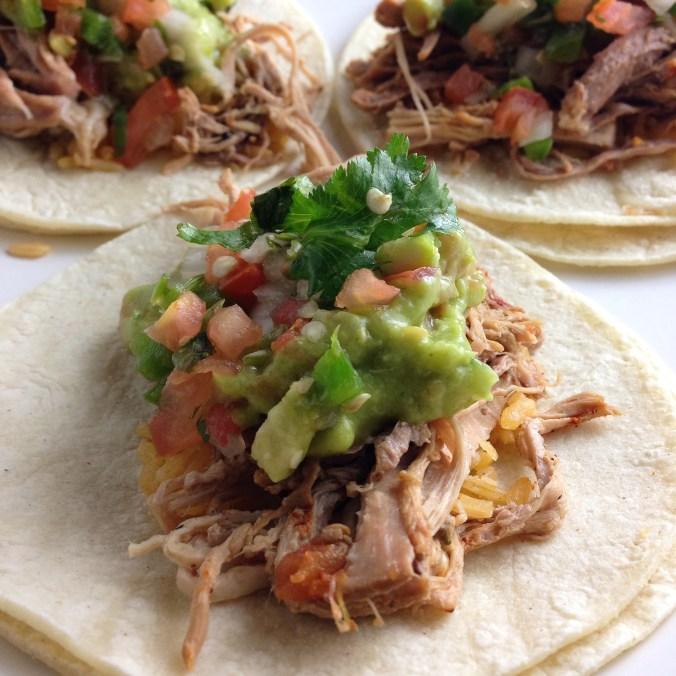Wild Pork Carnitas Tacos