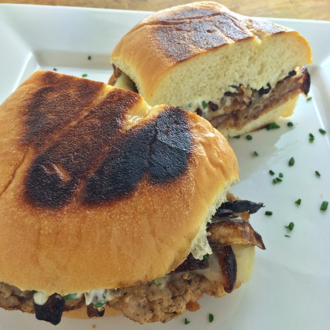 Country Fried Venison Steak Sandwich2
