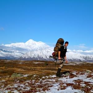 Solo Bear Hunting Alaska