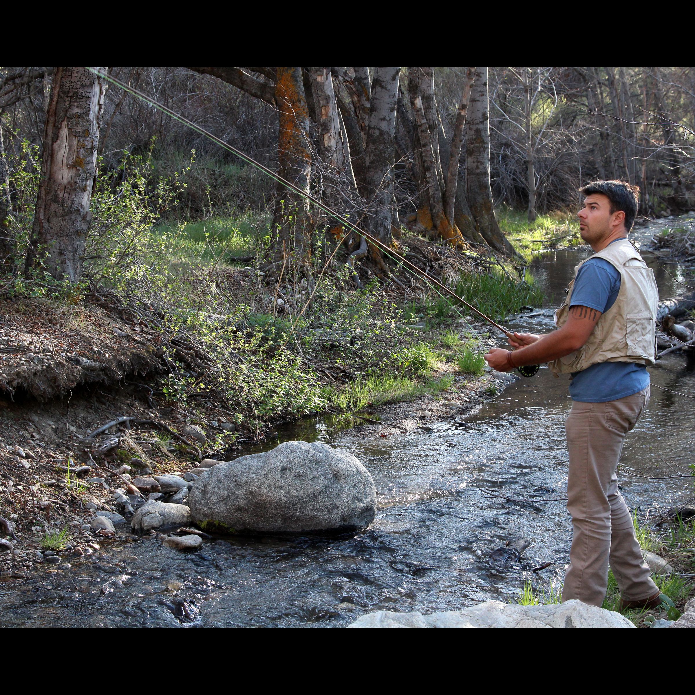 The headwaters fly fishing the santa ana river for Santa ana river lakes fishing
