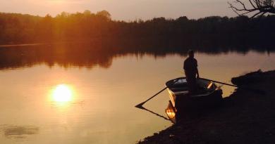 Pennsylvania Lake Fishing