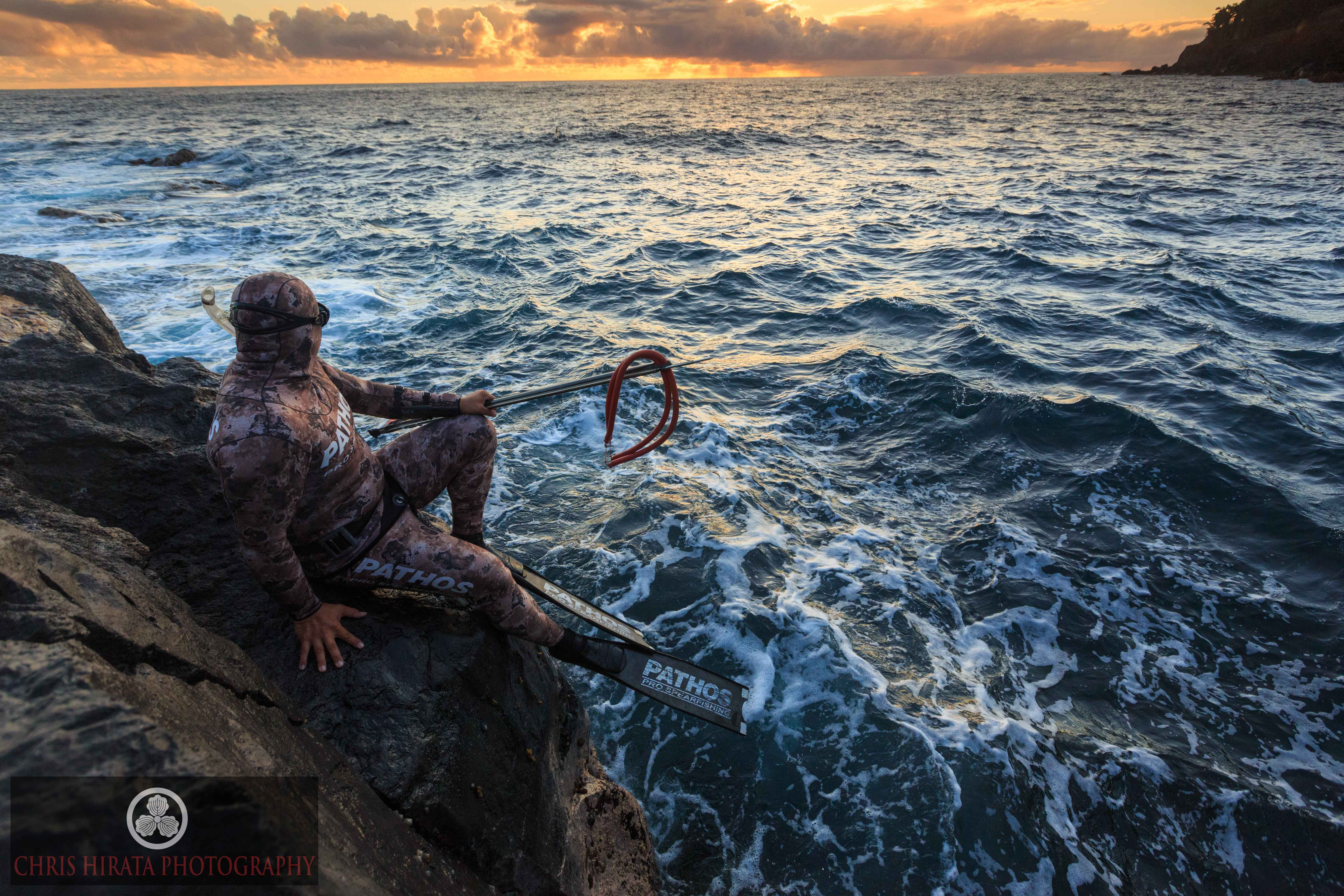 Early Mornings on the Coast: Spearfishing in Hawaii | Harvesting Nature
