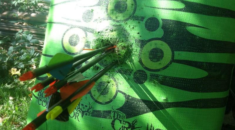 archery season prep