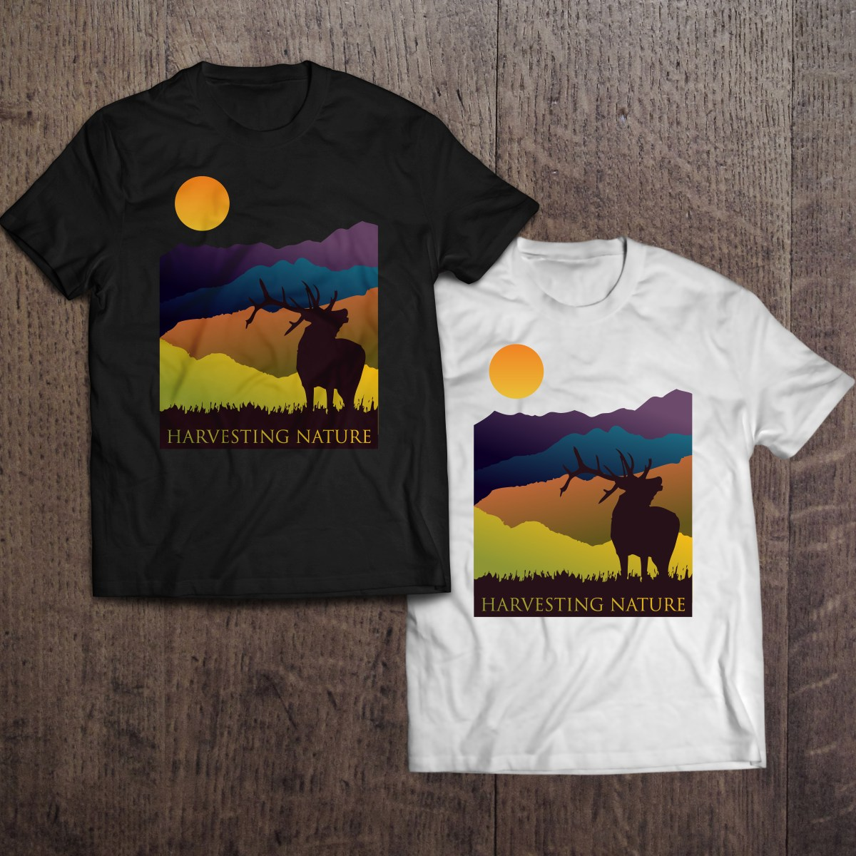 More Than the Mountains are Calling - New Shirt Design