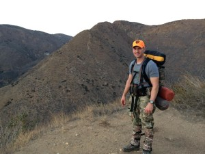 Backpacking for the hunt