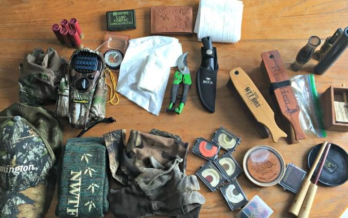 Turkey Hunting Essentials
