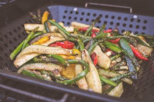 Assault and Pepper Grilled Vegetables