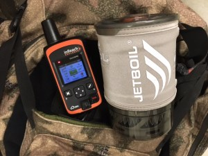 JetBoil and InReach