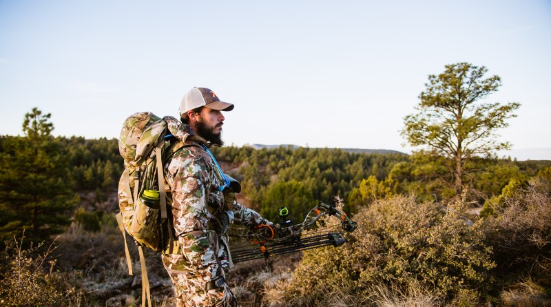 Backcountry Hunting in First Lite Camo