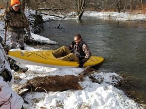 flintlock hunting