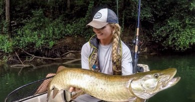 A Woman Angler's Perspective