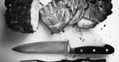 Wild Boar Holiday Ham