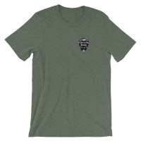 Elk Bugle T-Shirt (front and back)