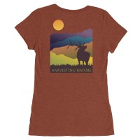 Ladies' Bugling Elk T-shirt