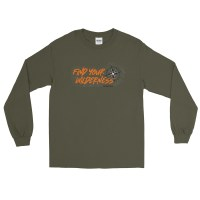 Wilderness Long Sleeve Shirt