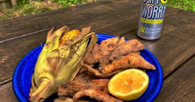 Fresh Water Panfish Catch and Cook