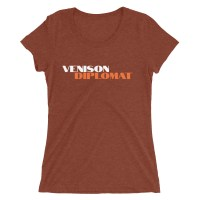 Ladies' Venison Diplomat T-Shirt