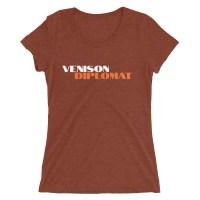 Ladies' Venison Diplomat T-Shirt