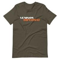 Venison Diplomat Hunting T-Shirt