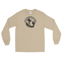 Outdoorsman Dad Long Sleeve Shirt