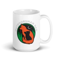Outdoorsman Dad Mug