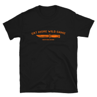Hunting Knife Unisex T-Shirt