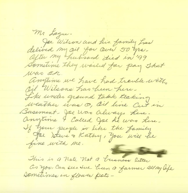 Letter from Virginia_smear
