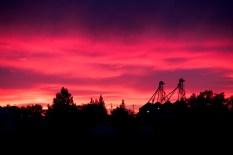 Our town's skyline