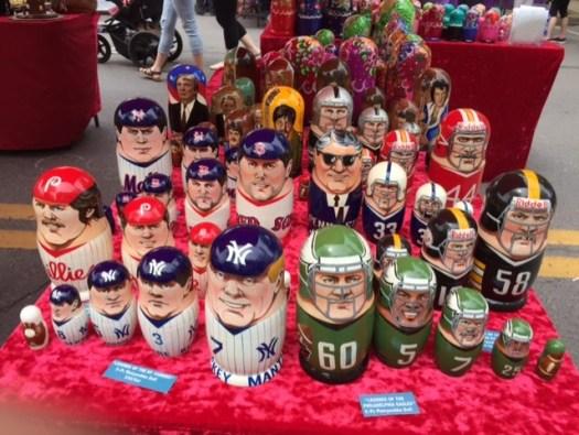 Igors-Russian-Art-Gallery-1-American-Sports-Teams-Nesting-Dolls