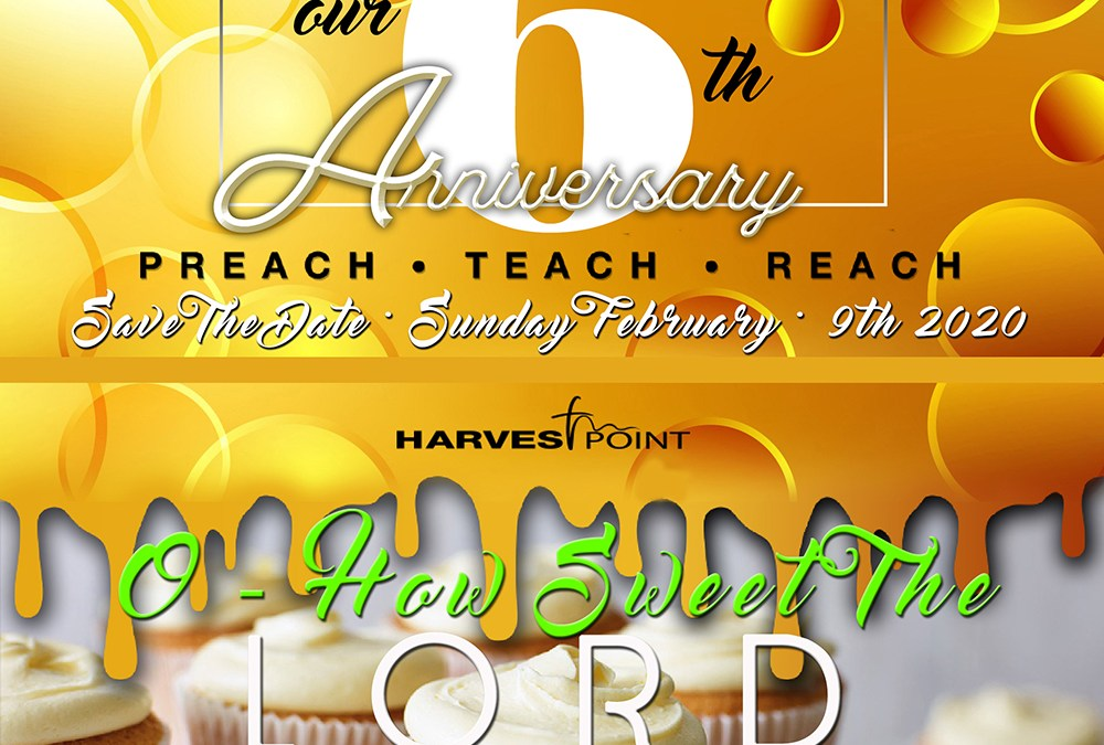 Church Anniversary 2020