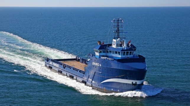 Harvey Gulf Doubles Down on Battery-Hybrid Propulsion