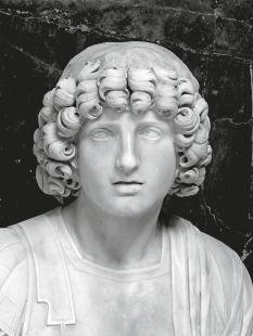 Bareheaded Warrior, Tullio Lombardo, Tomb of Doge Andrea (photo: Magliani)