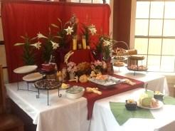 The altar!