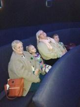 Planetarium. Look up!