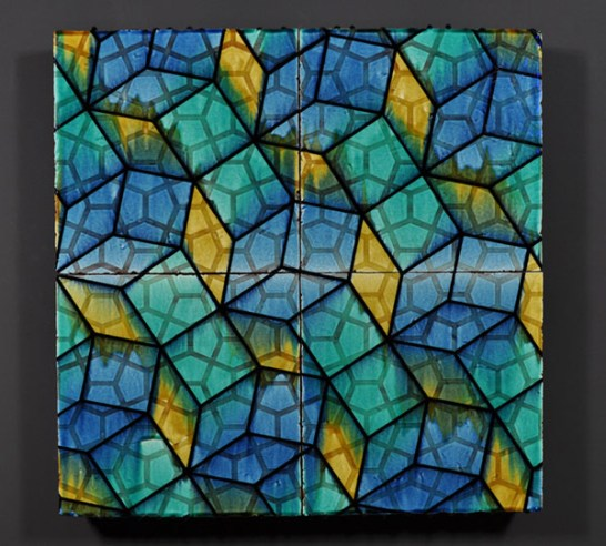 Jason Green: Recovered Geometries