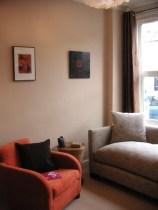 art deco drawing room wimbledon