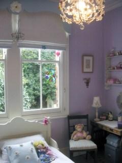 girls bedroom clapham