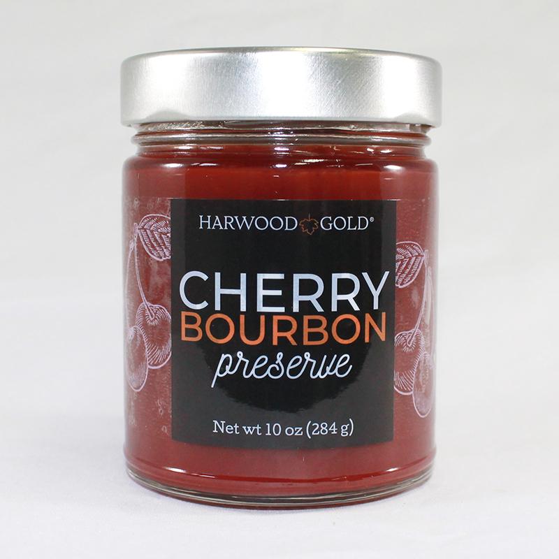 Harwood Gold Cherry Bourbon Preserve