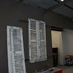 Harwood Menuisier agencement magasin bois recyclé