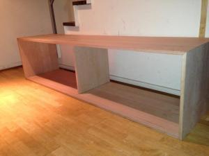 Harwood Menuisier buffet meuble bois
