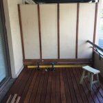 Harwood Menuisier terrasse bois balcon