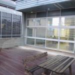 Harwood Menuisier terrasse bois toit